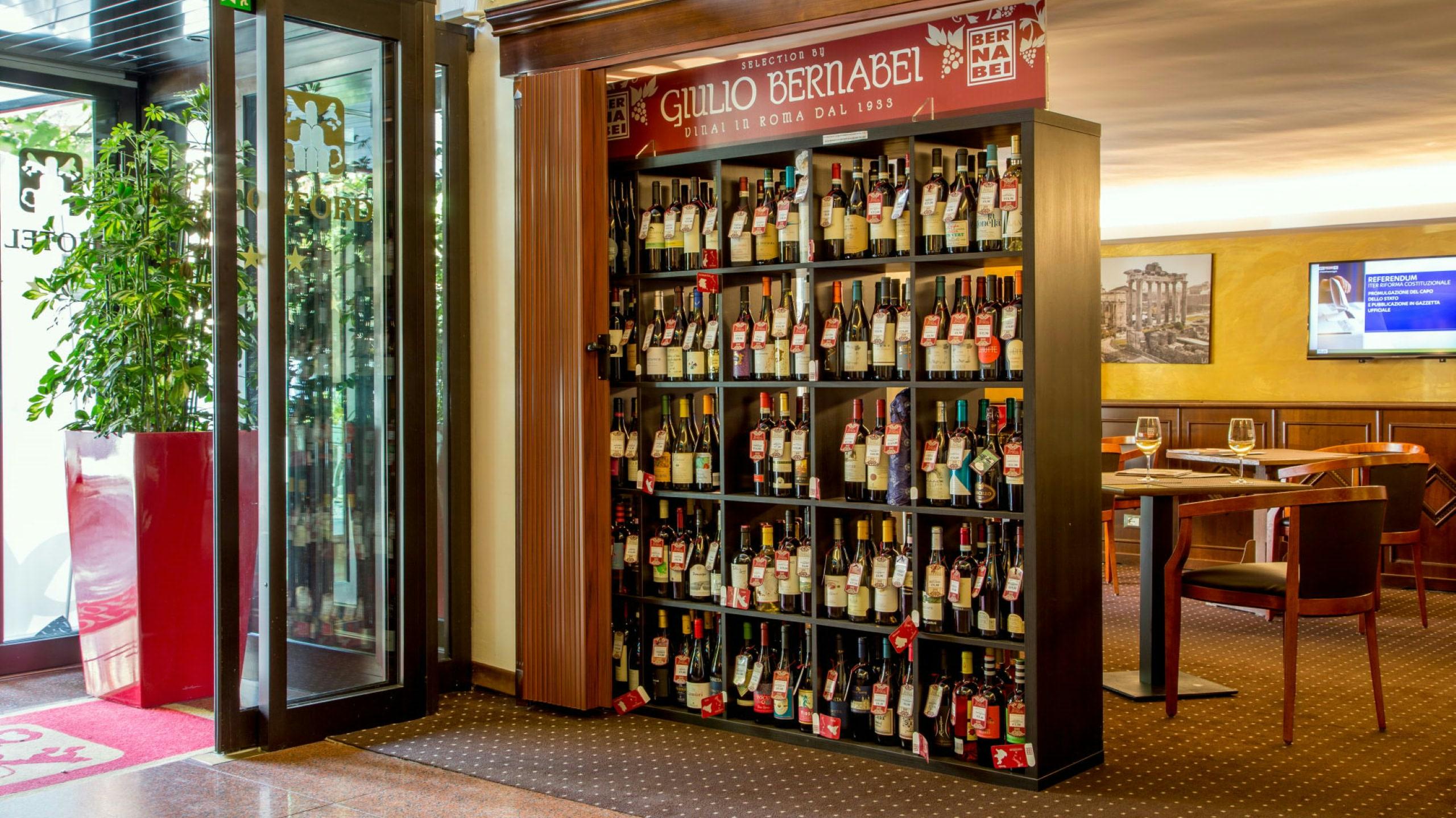 фото-отель-Оксфорд-Рим-винотека-13