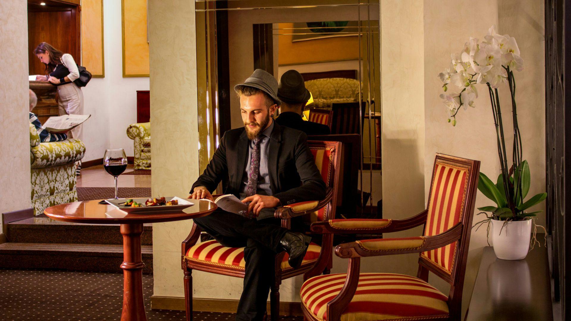 Foto-Hotel-Oxford-Roma-hóspedes-4