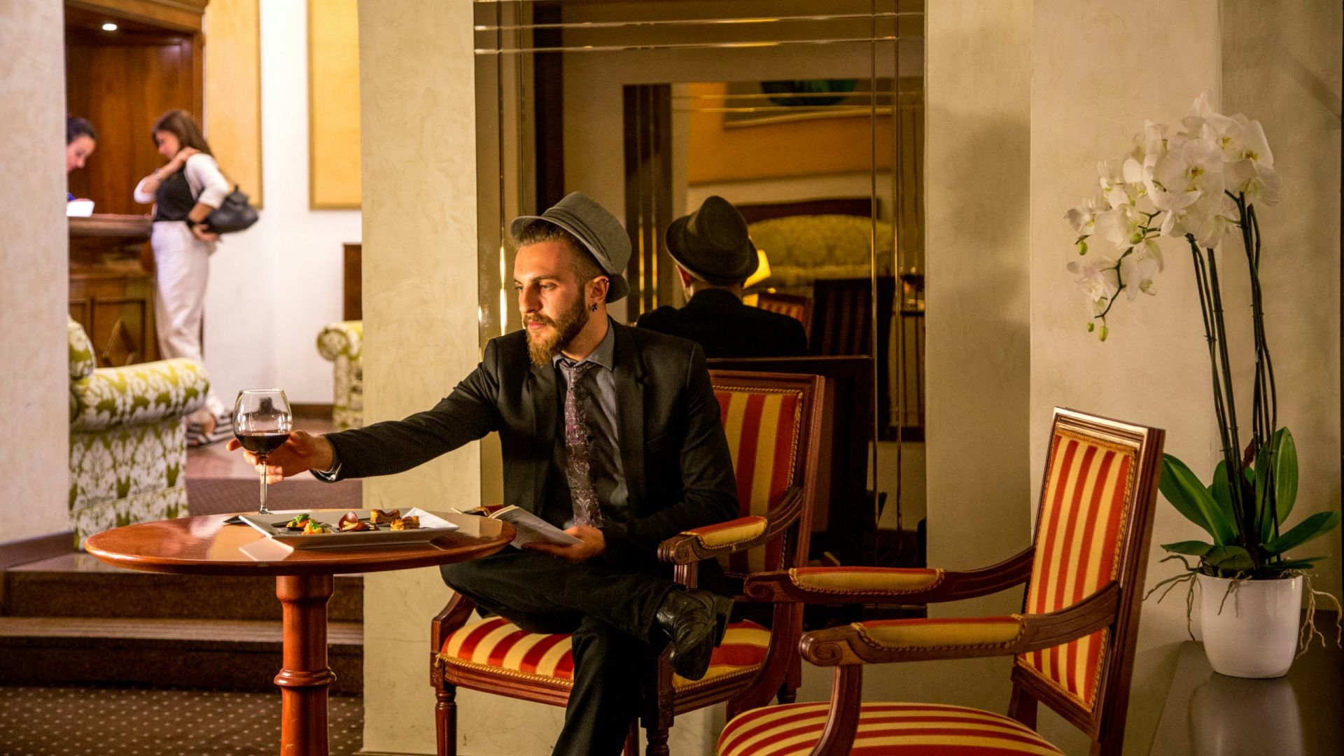 Photo-Hotel-Oxford-Rome-guests-5