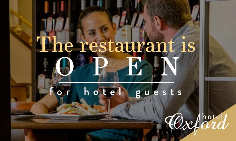 Restaurant-open