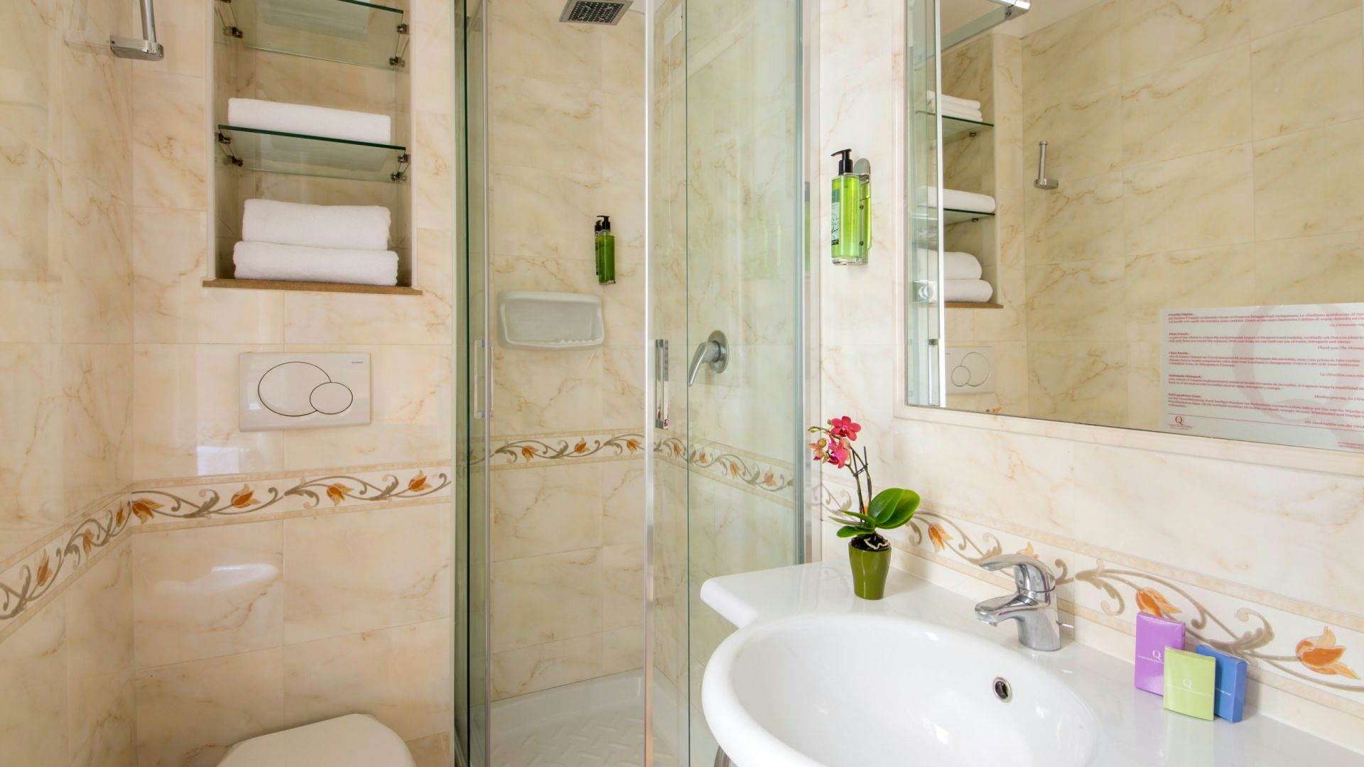 Foto-Hotel-Oxford-Roma-bagno-camera-2